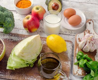 Daftar makanan yang dapat membersihkan liver